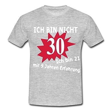 Spreadshirt 30 Geburtstag Manner T Shirt Amazon De Bekleidung