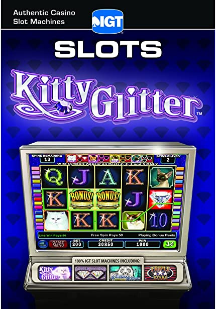 Amazon com: IGT Slots Kitty Glitter [Download]: Video Games