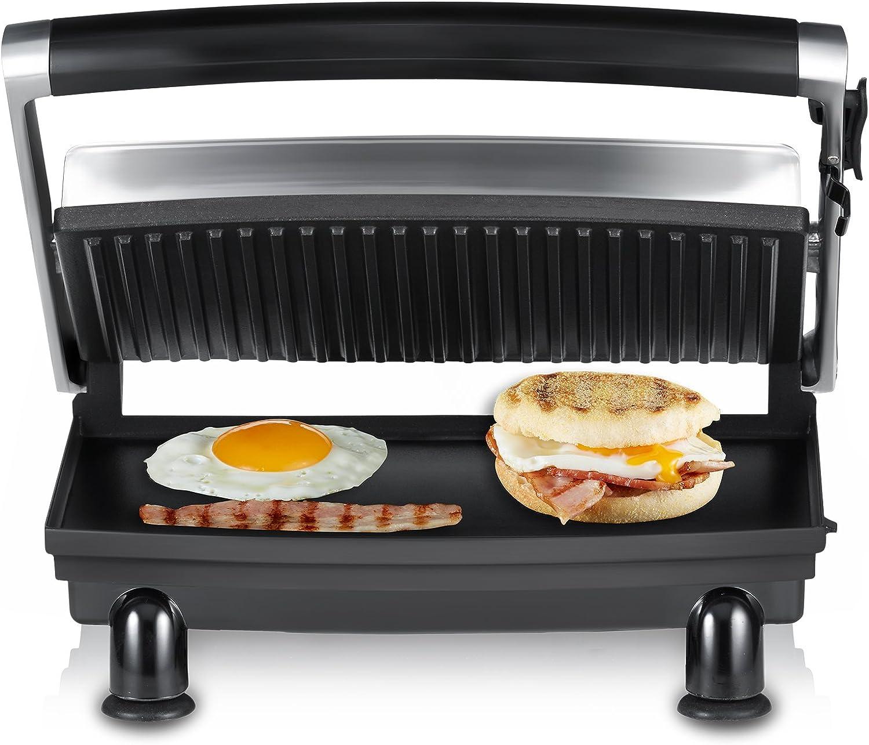 Sunbeam GR8210 Sandwich Compact Cafe Grill