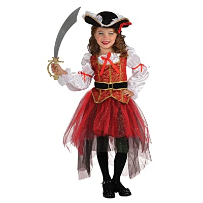 Rubie's Let's Pretend Princess Of The Seas Costume - Small (4-6): Toys & Games