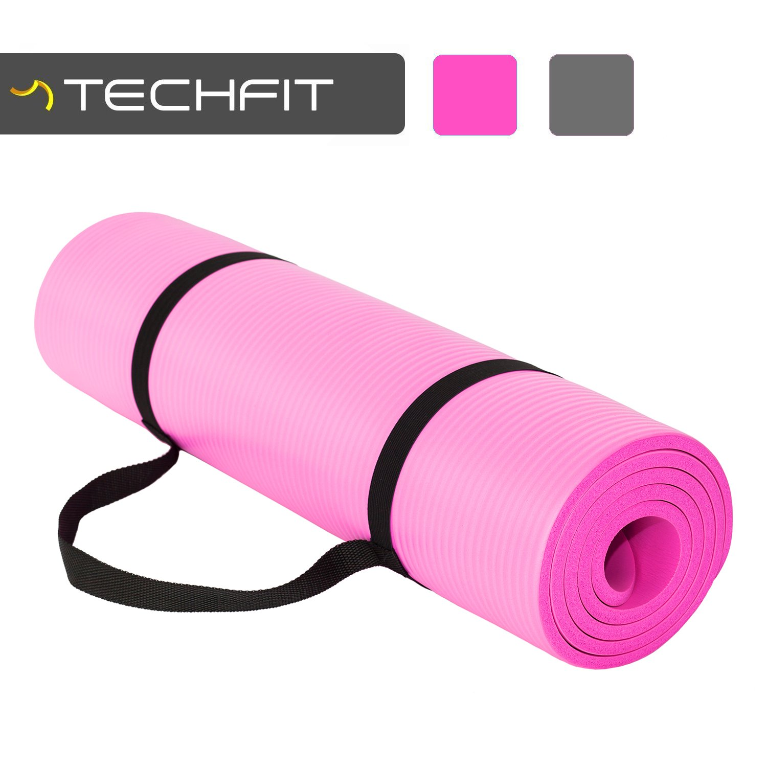 Tapis de yoga et fitness Techfit