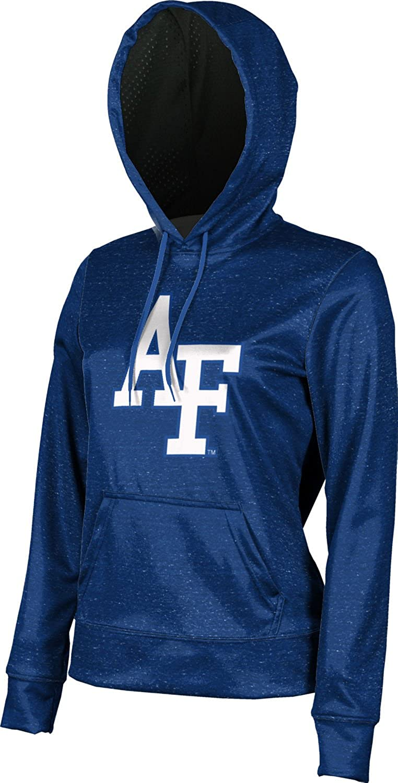 ProSphere U.S School Spirit Sweatshirt Heather Air Force Academy Girls Pullover Hoodie