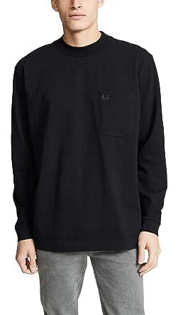 9e4729e58816 Amazon.com: Fred Perry Men's High Neck T-Shirt: Clothing
