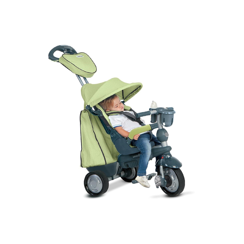 Giochi Preziosi OFR8200400 Triciclo Smart Trike Explorer 5-en-1 de Agua Azul: Amazon.es: Juguetes y juegos