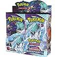 Box Display Pokémon Espada e Escudo 6 Reinado Arrepiante