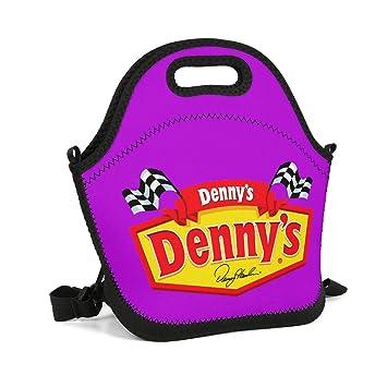 Amazon.com: Yakamao lonchera con logotipo de Denny, bolsa ...