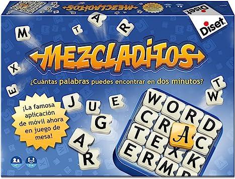 Diset - Mezcladitos (46933): Amazon.es: Juguetes y juegos