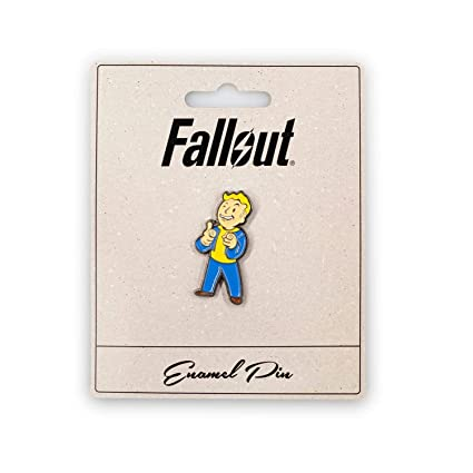 Amazon.com: Fallout Vault Boy Charisma