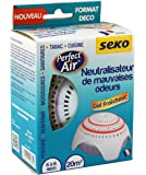 Seko Perfect Air Deco Purificateur d'air 110 g
