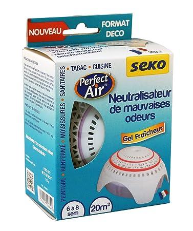 Seko Perfect Air Deco Luftreiniger 110 g: Amazon.de: Baumarkt