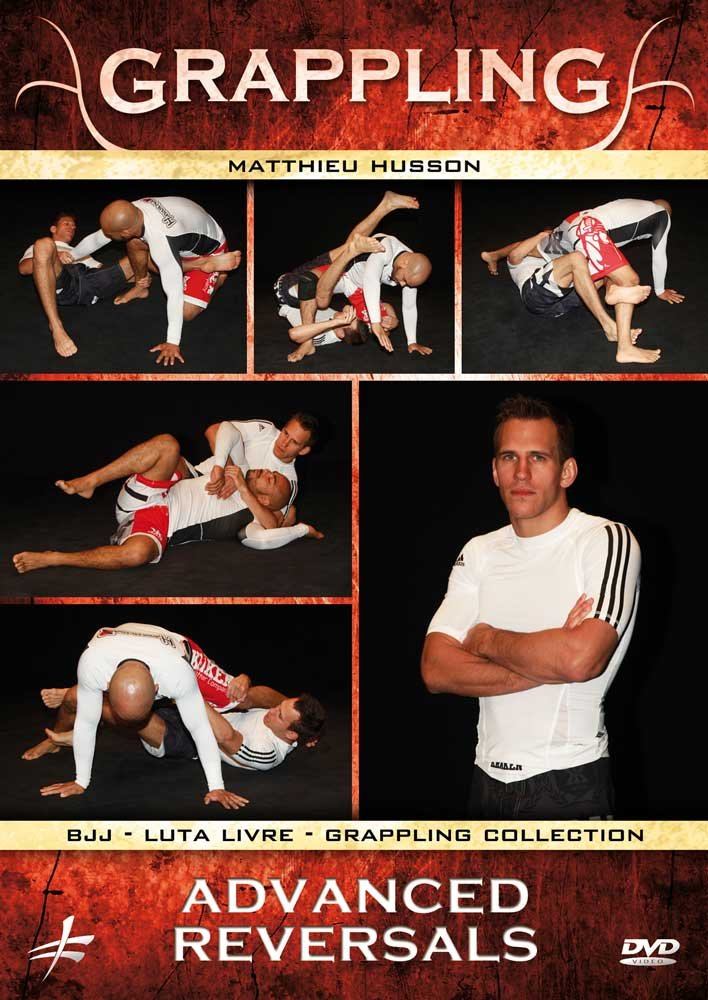 DVD : Grappling: Advanced Reversals (DVD)