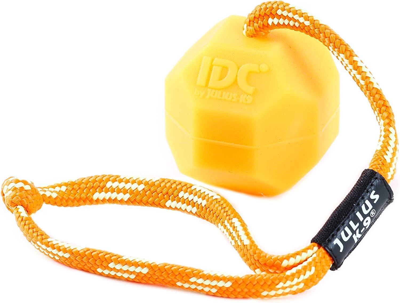 Julius K9 242-BLL-60-ORW Fluorescens Ball with String Diam.60mm ...