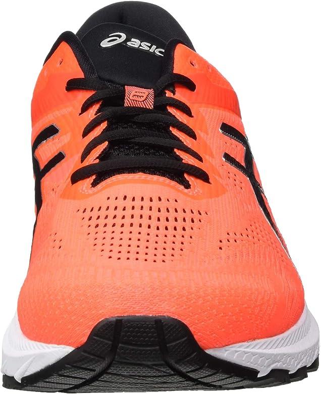 ASICS GT-2000 8, Zapatillas para Correr para Hombre, Sunrise Red Black, 47 EU: Amazon.es: Zapatos y complementos