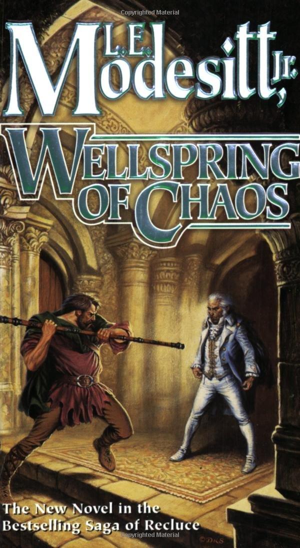 wellspring of chaos modesitt jr l e