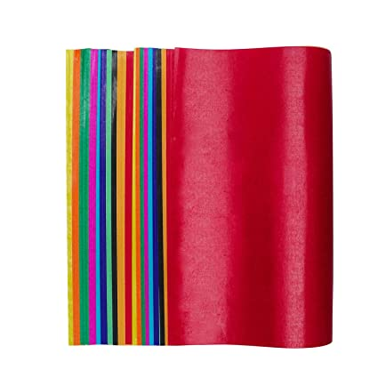 Amazon Com Colored Tissue Paper Segarty 200 Sheets Colorful