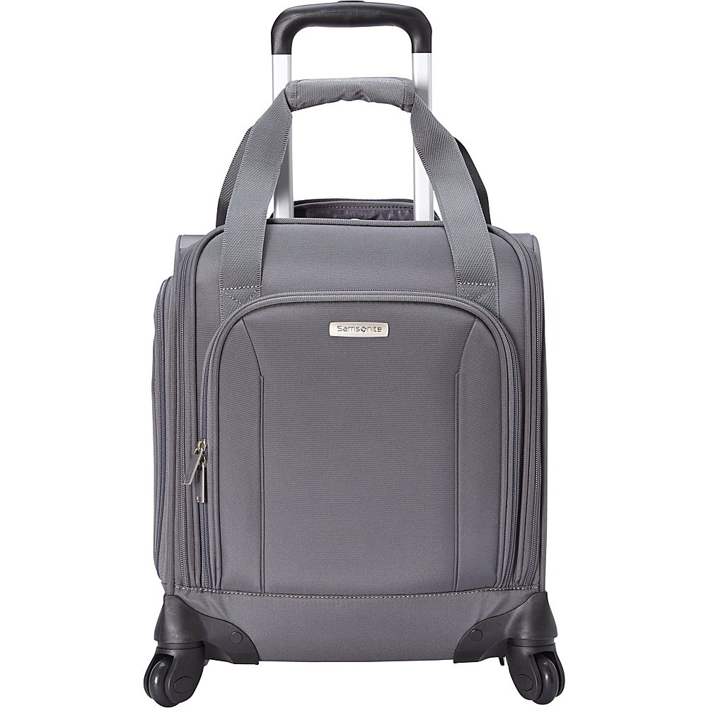 Samsonite Spinner Underseater with USB Port - eBags Exclusive (Pewter)