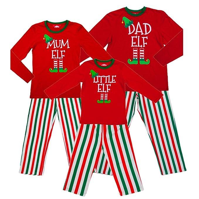 Top Star Red Pyjamas PJs - Little Elf - 13-14 Years