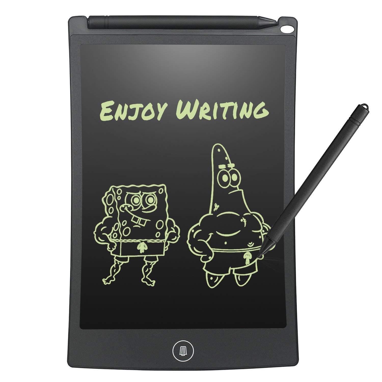 Verde de Escritura LCD Tablero de Dibujo Regalos para ni/ños Oficina Escritura Pizarra 8.5-Inch Tablet