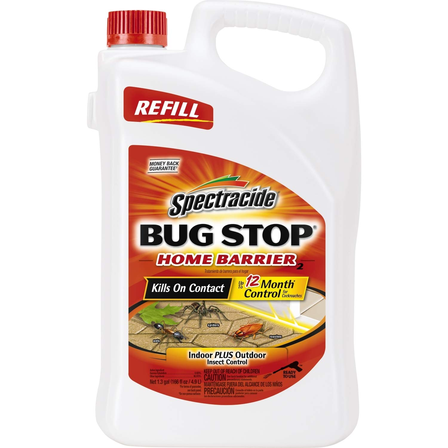 Spectracide Bug Stop Home Barrier2 (AccuShot Refill) 96381