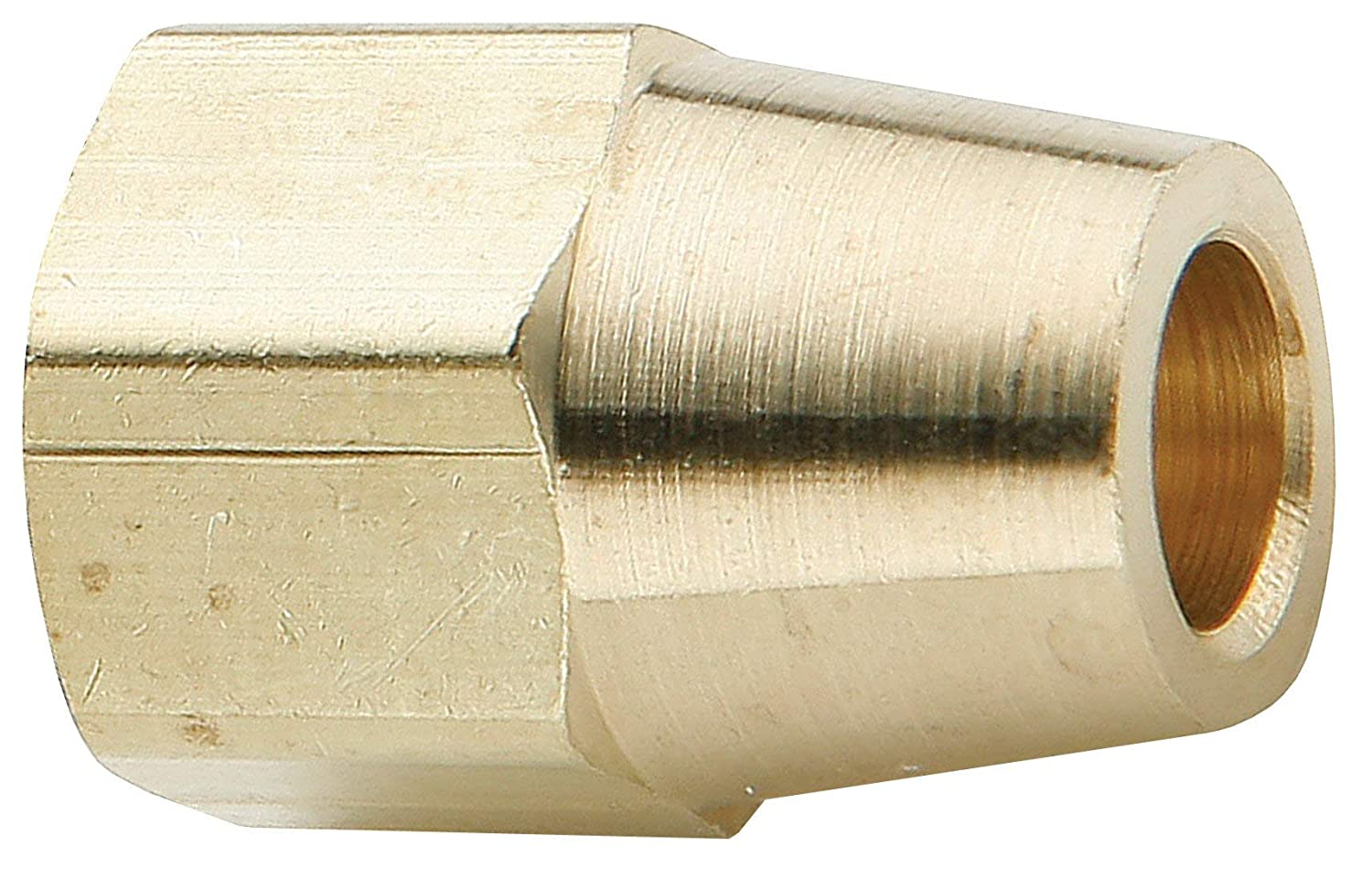 Dixon 1//2 Tube Size 11//16-20 Straight Thd Brass Long Nut Compression Fitting 61CL-08
