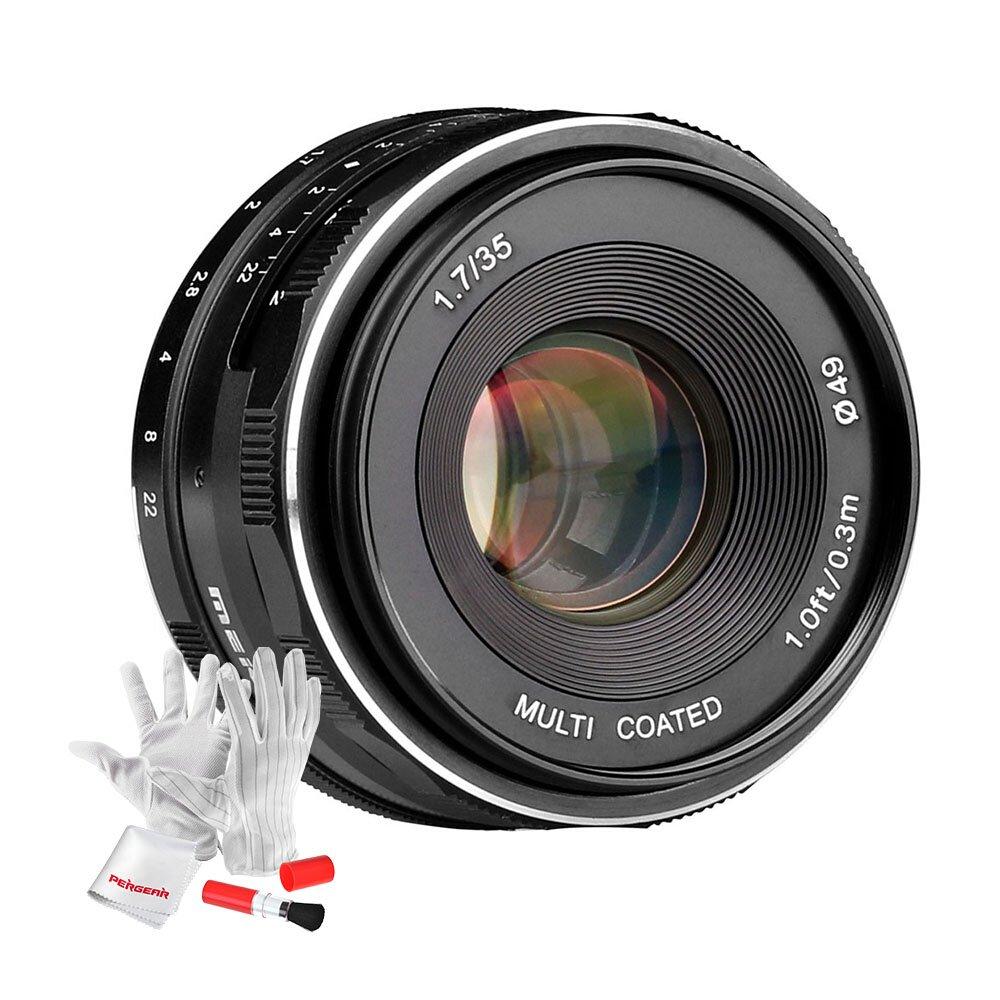 Meike ソニー MK-35mm/ F/ 1.7 ソニー APS-Cマニュアルレンズ キャノン/ニコンミラーレスカメラと4/3マウントカメラ適用 Pergearクリーンキット付き (キャノン) B071V2C23C ソニー ソニー, デックマーケット:851588aa --- ijpba.info