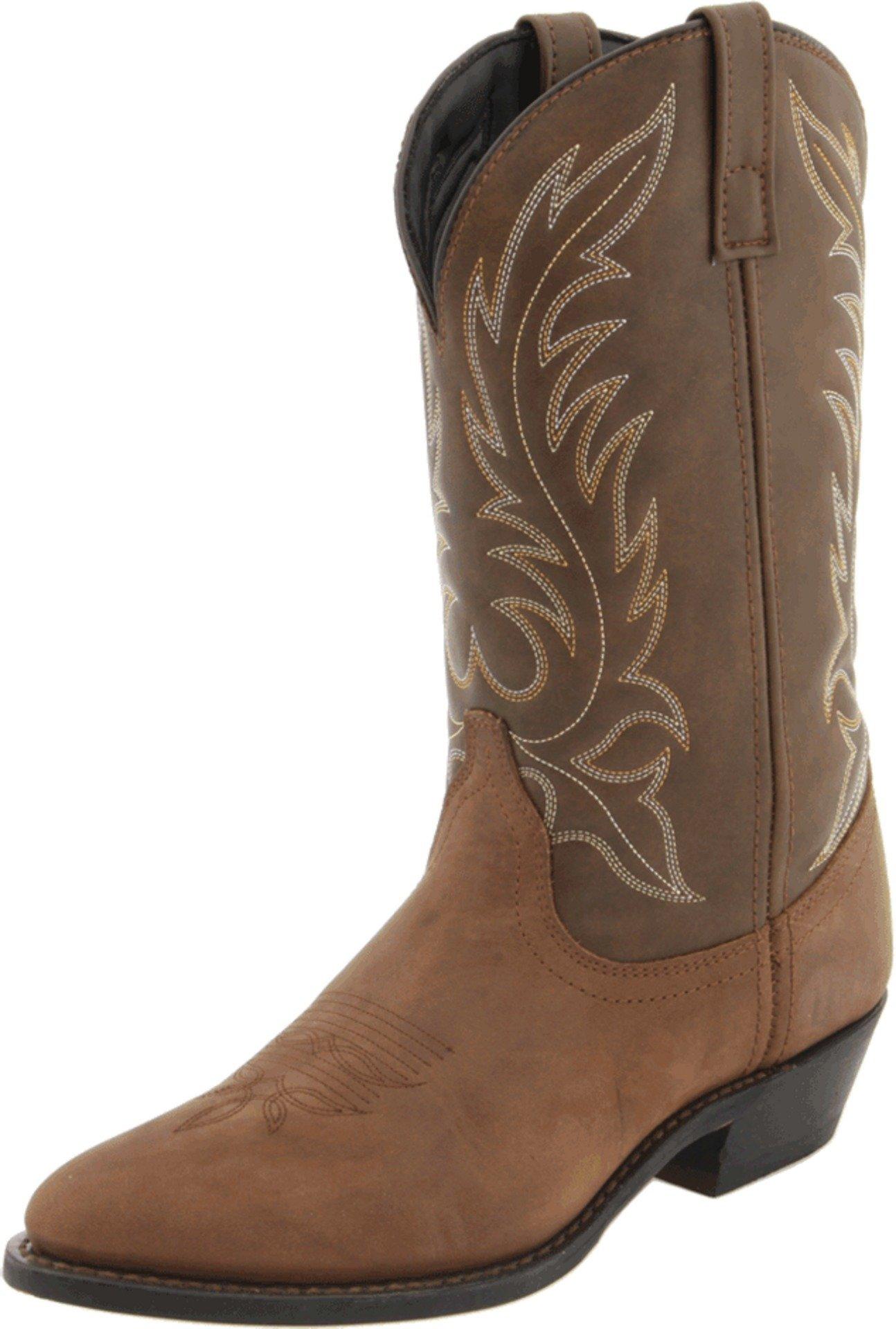 Laredo Women's Kadi Boot,Tan Distressed,11 B(M) US