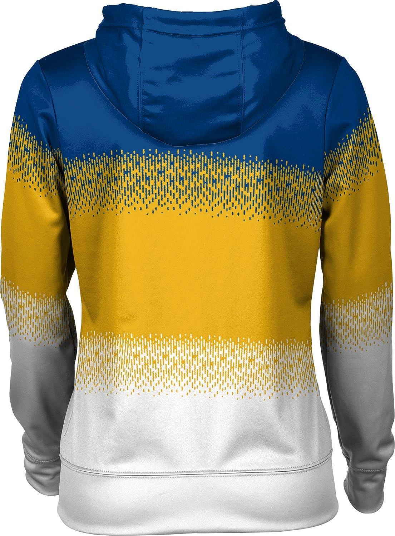 Drip School Spirit Sweatshirt ProSphere Kent State University Girls Zipper Hoodie