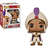 Funko- Pop Vinyl: Disney: Aladdin: Prince Ali Figura de Vinilo Principe, Multicolor, talla única (35758) , color/modelo surtido