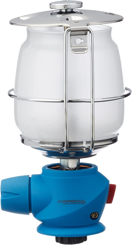 Unisex para Cartucho CV 470//Cv 300 Azul Campingaz Lumostar Plus PZ L/ámpara con Gas