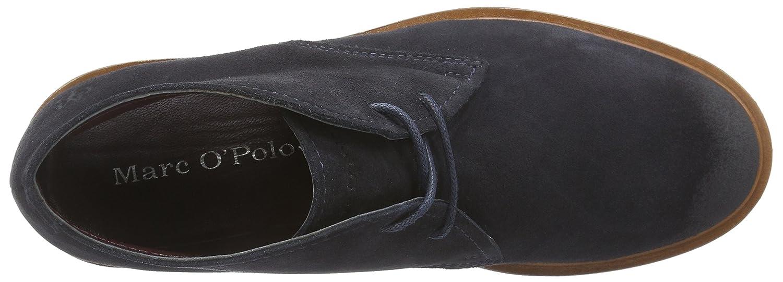 Marc O'Polo Desert Damen Desert O'Polo Stiefel Blau (880 Dark Blau) fe6c4d