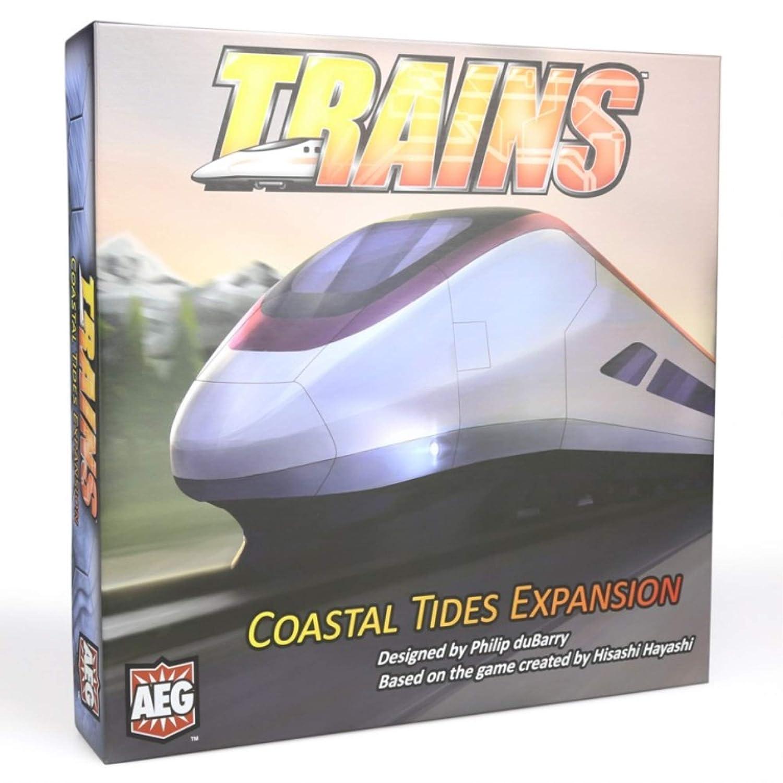 Alderac Entertainment Group Inc. Trains: Coastal Tides: Amazon.es ...