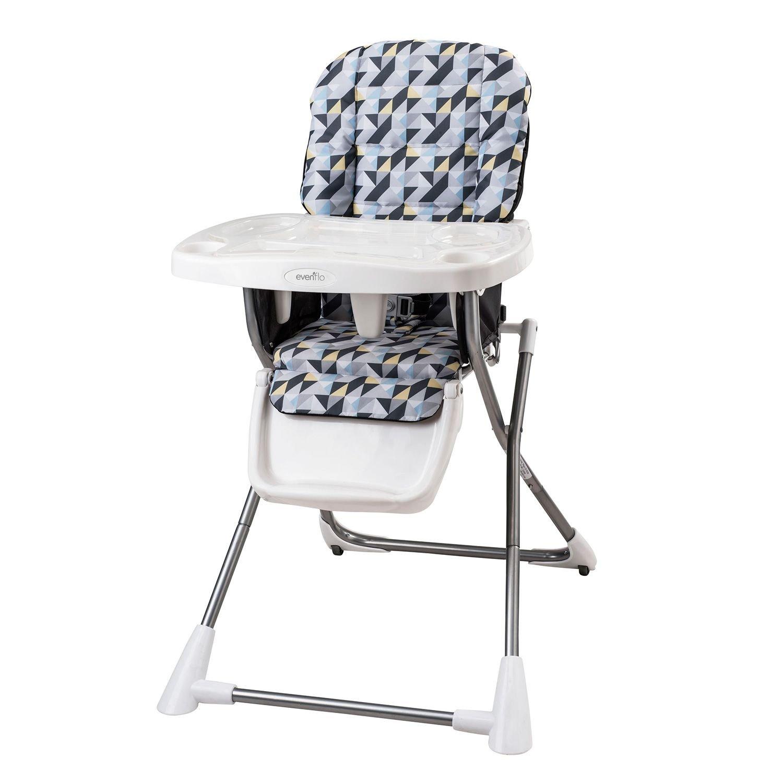 Cool Amazon Com Evenflo Compact Fold High Chair Raleigh 2 Machost Co Dining Chair Design Ideas Machostcouk