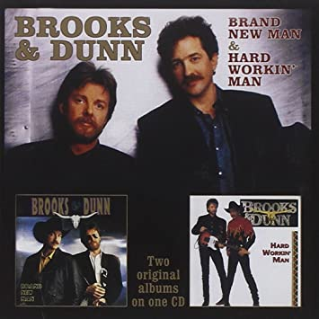 Brooks And Dunn Album Cover