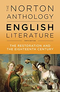 norton anthology of english literature 10th edition package 2