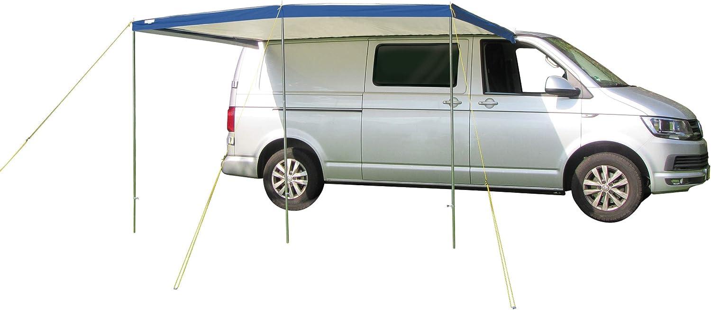 Parasol Fjord para autocaravana, toldo para por ejemplo Volkswagen T4 T5 260 x 240 cm