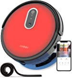 Robot Vacuum, COAYU C560 Wet Vacuum Robot Cleaner with Camera, Wi-Fi