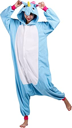 Pijamas Kigurumi de Animales para Adulto Unisex Traje de ...