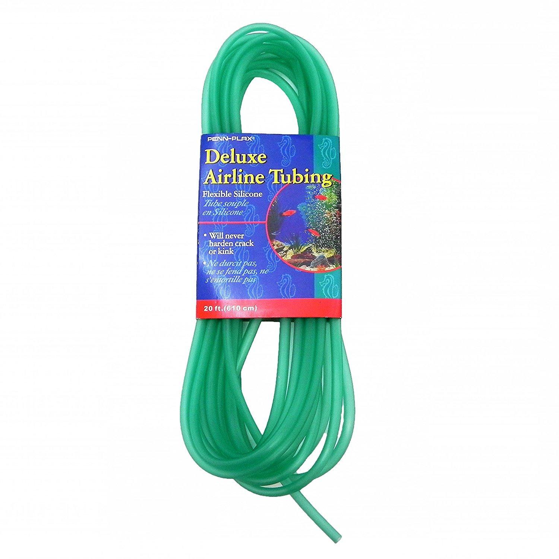 """MARINA SILICONE 20FT 3//16/"""" AIRLINE TUBING FOR AQUARIUM AIR PUMP LINES"""