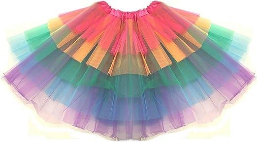 ABAV tutú 3 Capas Ballet Falda para Ballet niña Ballet tutú ...