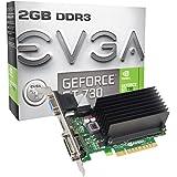 EVGA GeForce GT 730 2GB DDR3 Grafikkarte 02G-P3-1733-KR