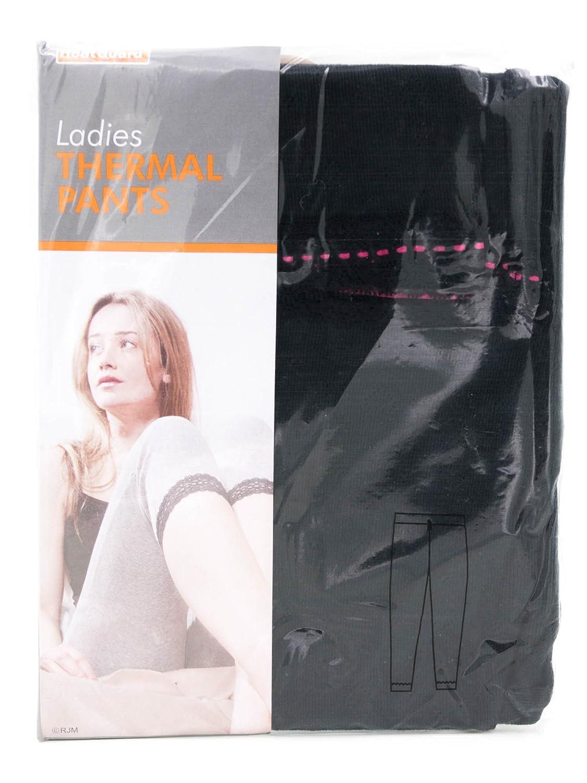 HeatGuard Women's Heat Guard Thermal Underwear 3/4 Length Long Johns/ Pants