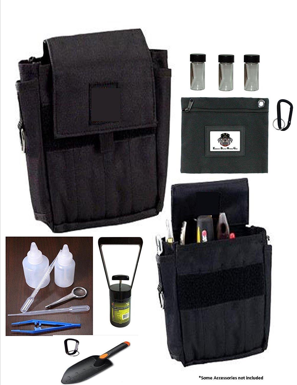 Vas 49 'er gold Panning Essentials Gürtel Werkzeug Tasche Kit