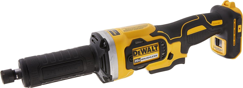 DEWALT 20V MAX Die Grinder, Variable Speed, 1-1 2-Inch, Tool Only DCG426B