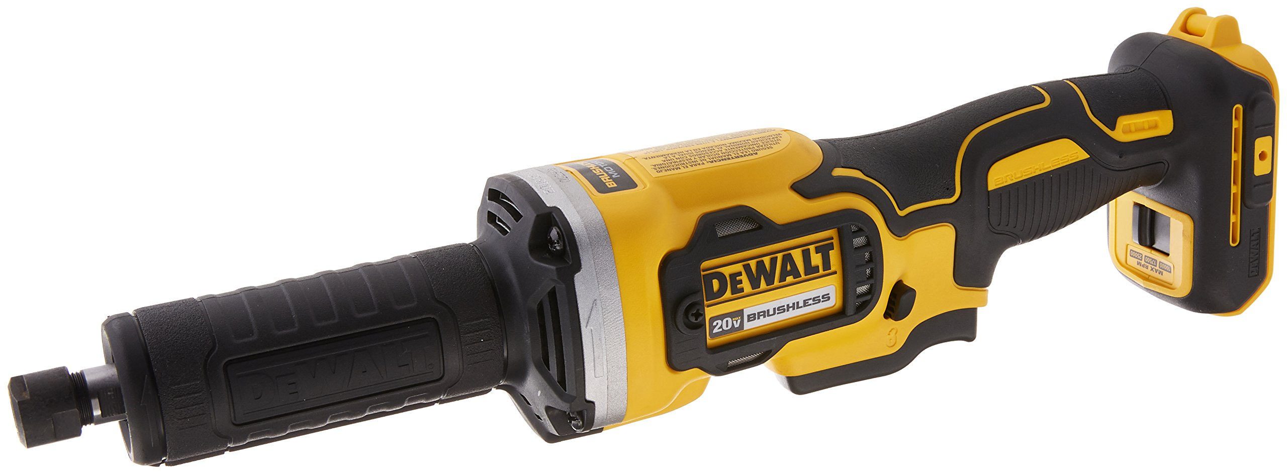 DEWALT DCG426B 20V Max Variable Speed Die Grinder, Tool Only
