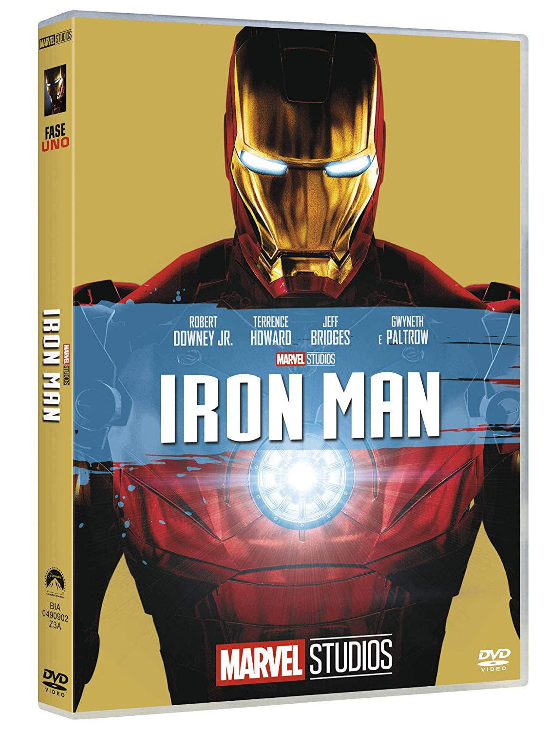 Iron Man Edizione Marvel Studios 10 Anniversario Italia DVD: Amazon.es: Jeff Bridges, Robert Downey Jr, Clark Gregg, Terrence Howard, Gwyneth Paltrow, Shaun Toub, Jon Favreau, Jeff Bridges, Robert Downey Jr: Cine y