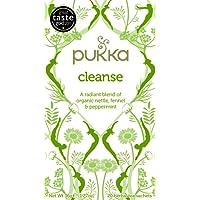 Pukka Cleanse Herbal Tea Bags, 20 Count, 1.8 Grams