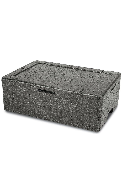 thermobo aislante de poliestireno poliestireno térmico refrigerador aislado Caja de pizza Gastrobox Caja de transporte para servicios de entrega y platos de ...