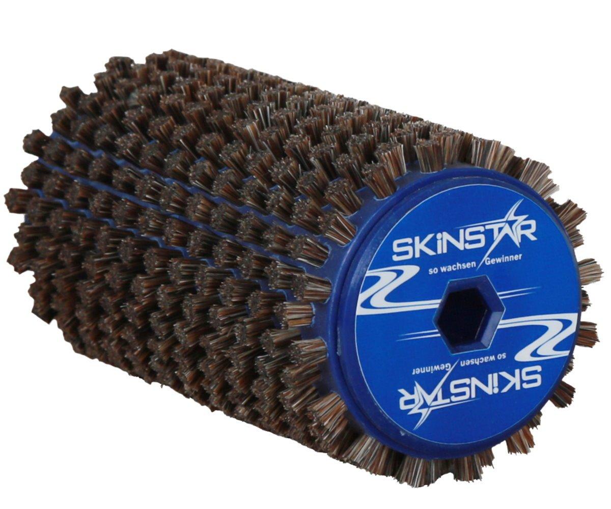 SkinStar Komplett Bürsten Set Rotorbürste WorldCup Professional 4-teilig