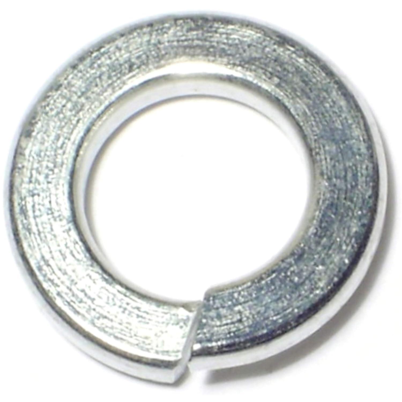The Hillman Group The Hillman Group 1308 1//2 in Split Lock Washer Steel Zinc 20-Pack