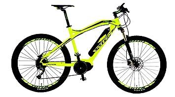 BICICLETA ELECTRICA EAGLE MOUNTAIN BIKE 27,5 SHIMANO MTB BICICLETA DE MONTAÑA